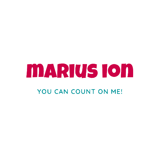 Marius Ion - You Can Count On Me!